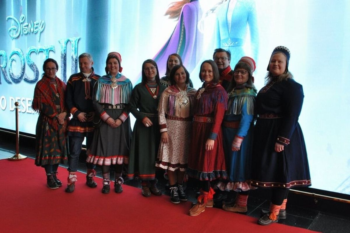 Disney signed a contract with Indigenous leaders to portray culture respectfully in Frozen II