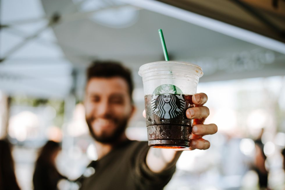 My New Craving Is Cold Brew Coffee Because If I Can Drink Bitter Cold Coffee, I Can Do Anything