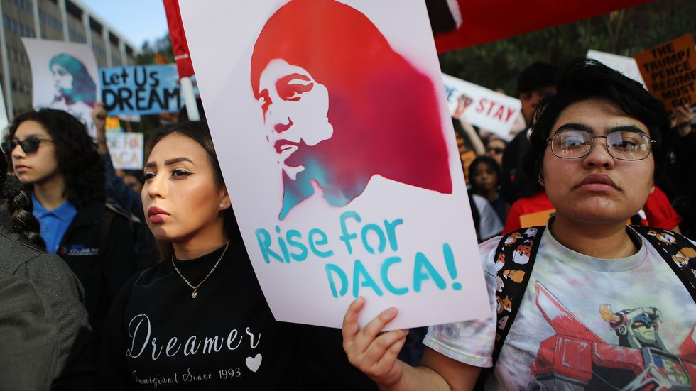 As The Supreme Court Deliberates Dreamers' Future, I Stand With DACA