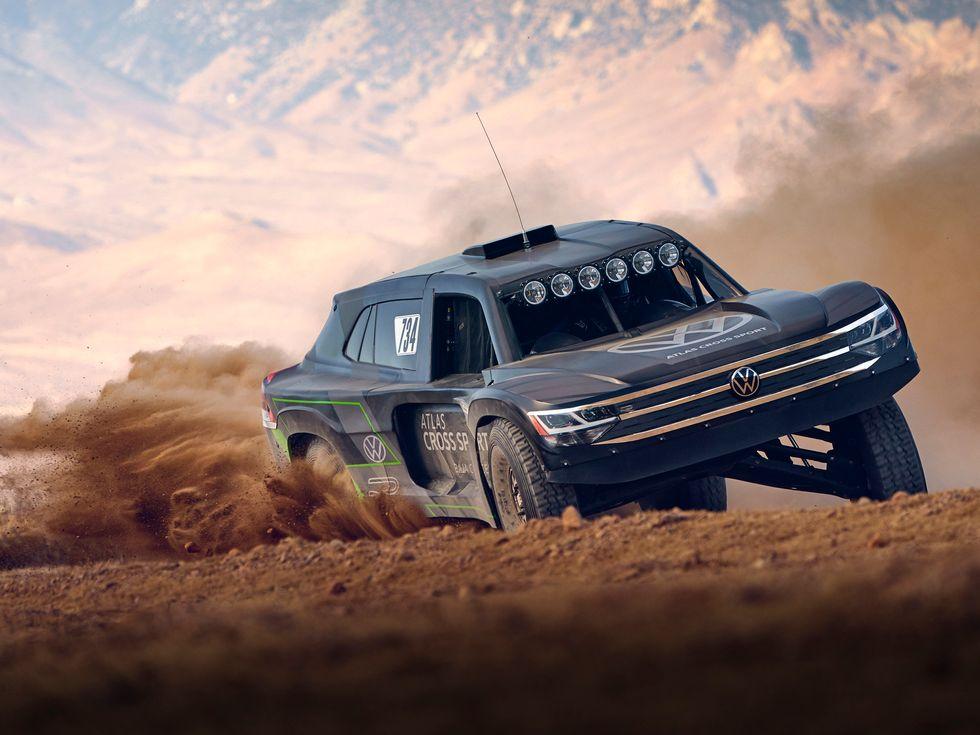Volkswagen Atlas Cross Sport R 2020 Baja 1000