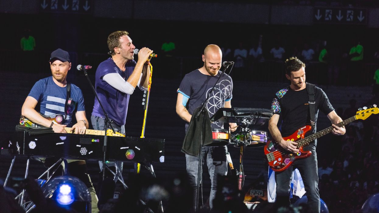 Coldplay Delays Touring to Develop Environmentally 'Beneficial' Concerts