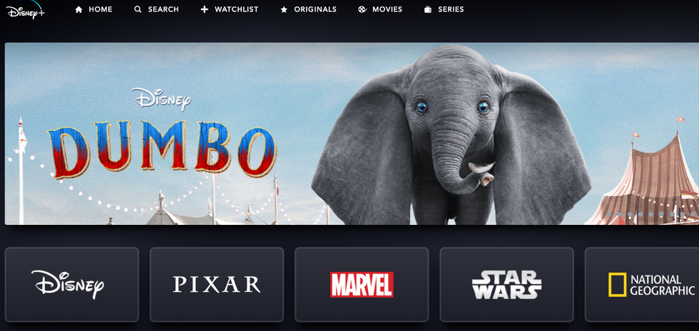 It's Time To Relive Your Childhood With Disney+