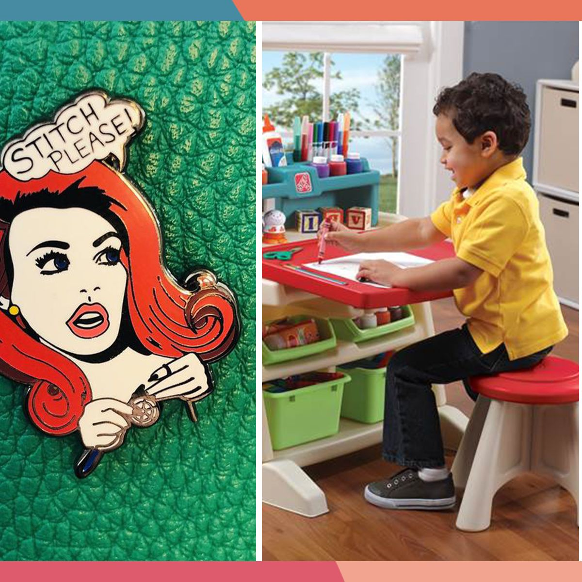 Cool + Creative Gift Ideas for Artists of All Ages