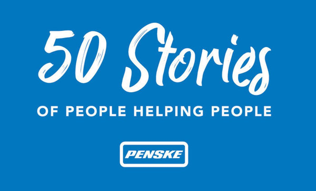 50 stories of people helping people