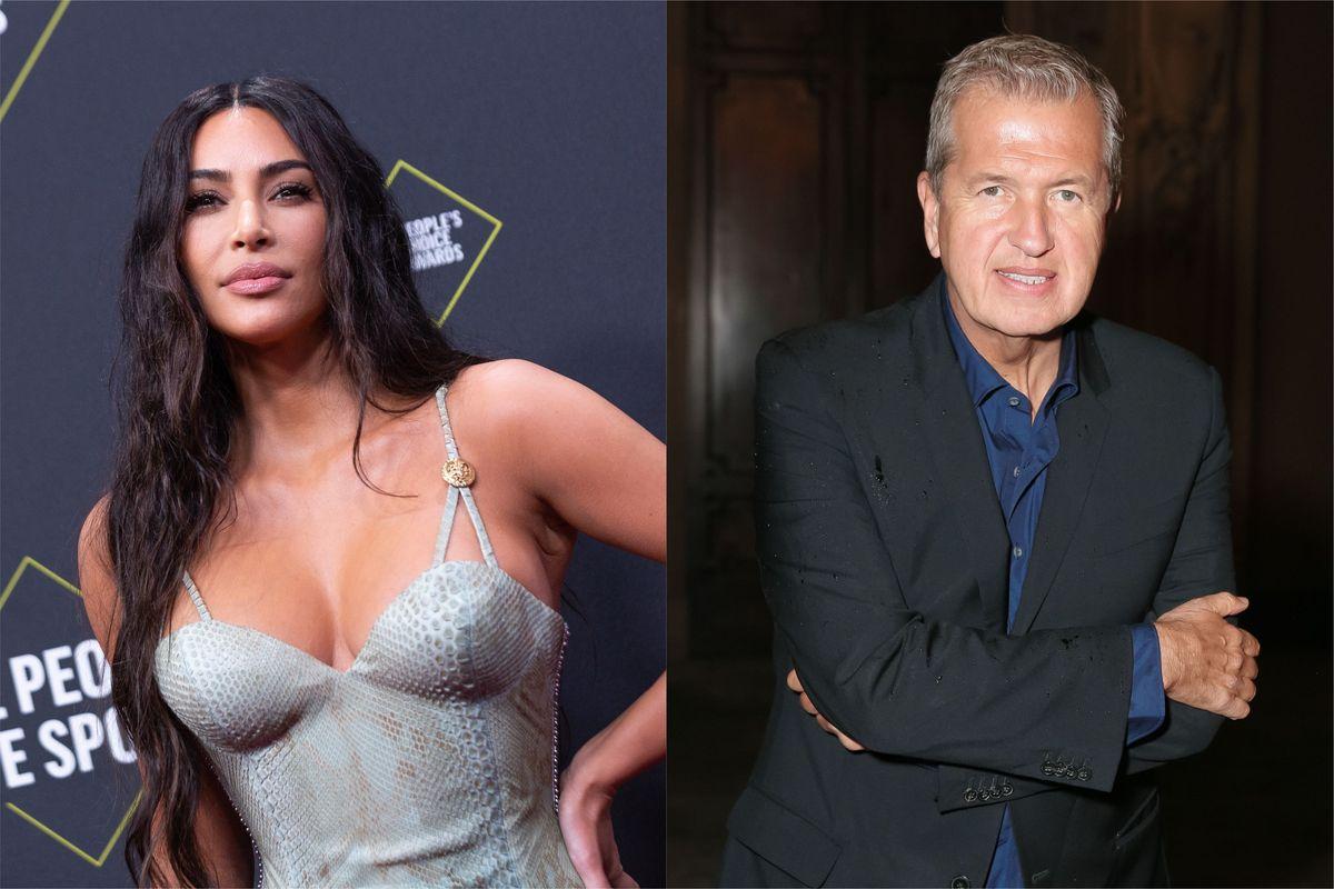 Did Kim Kardashian Just Jumpstart Mario Testino's Comeback?