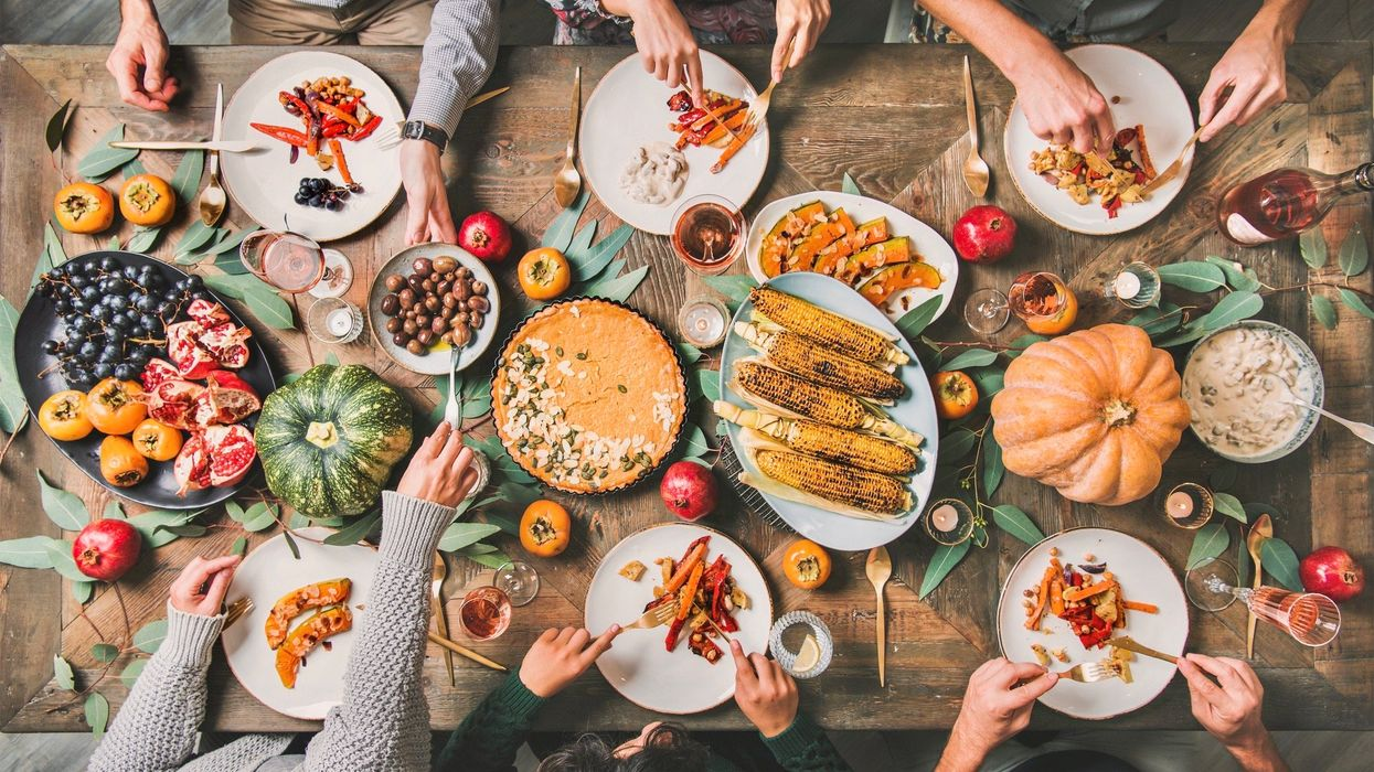 5 Tips for a Tasty Vegan Thanksgiving