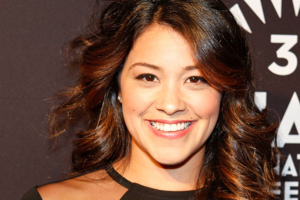 Gina Rodriguez tried to apologize for saying the n-word the wrong way. And then she got it right.