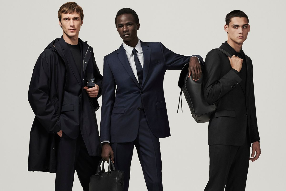 Dior's Kim Jones Debuts a Line of Essentials for Men