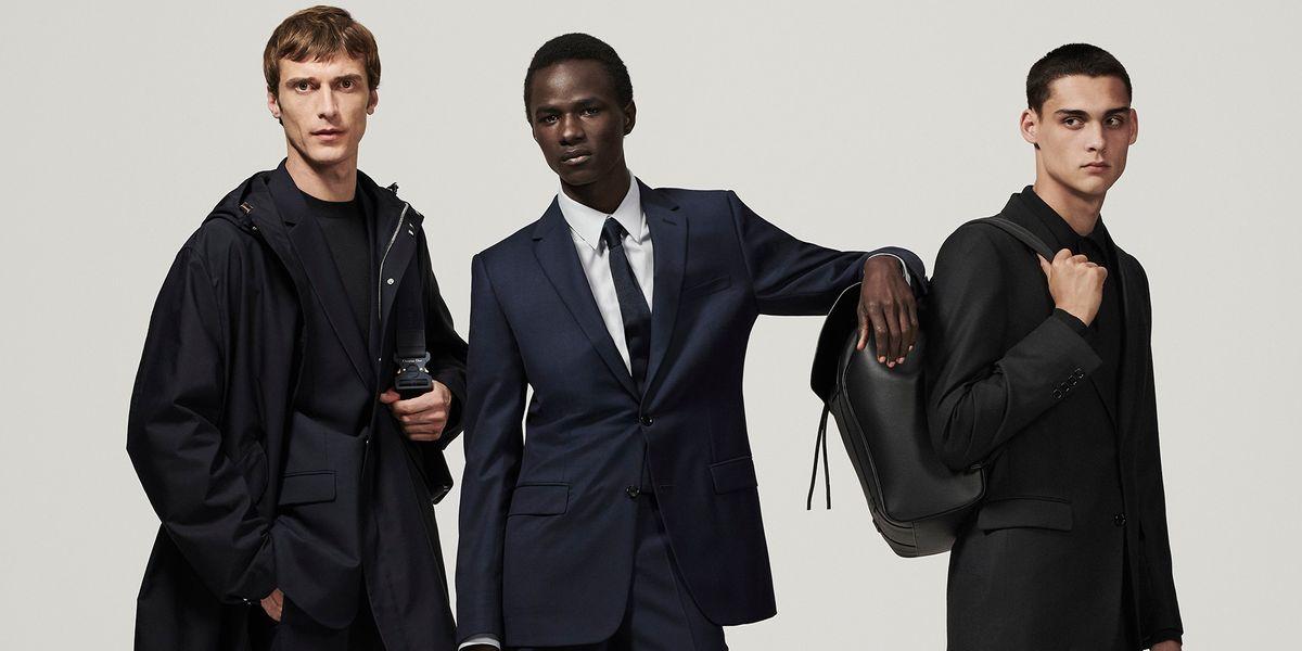 Dior's Kim Jones Debuts a Line of Essentials for Men