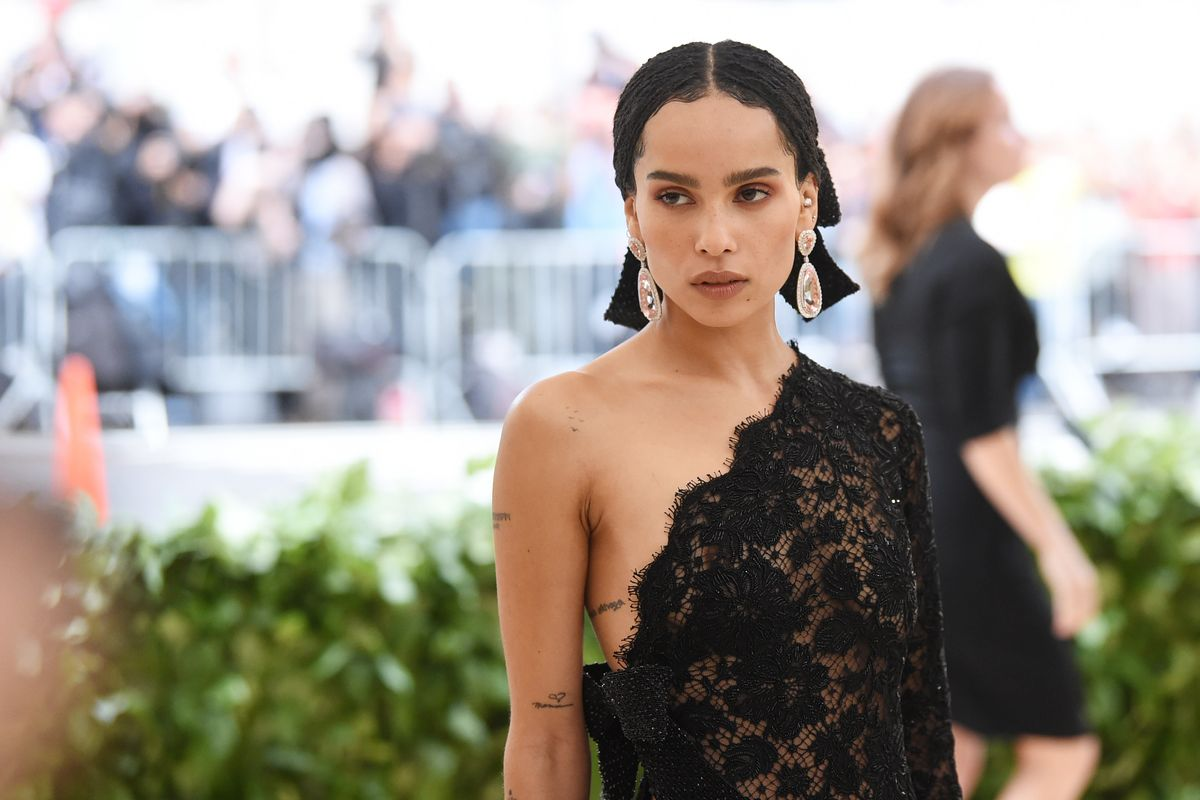 Zoë Kravitz Was Previously Told She Was Too 'Urban' For Batman