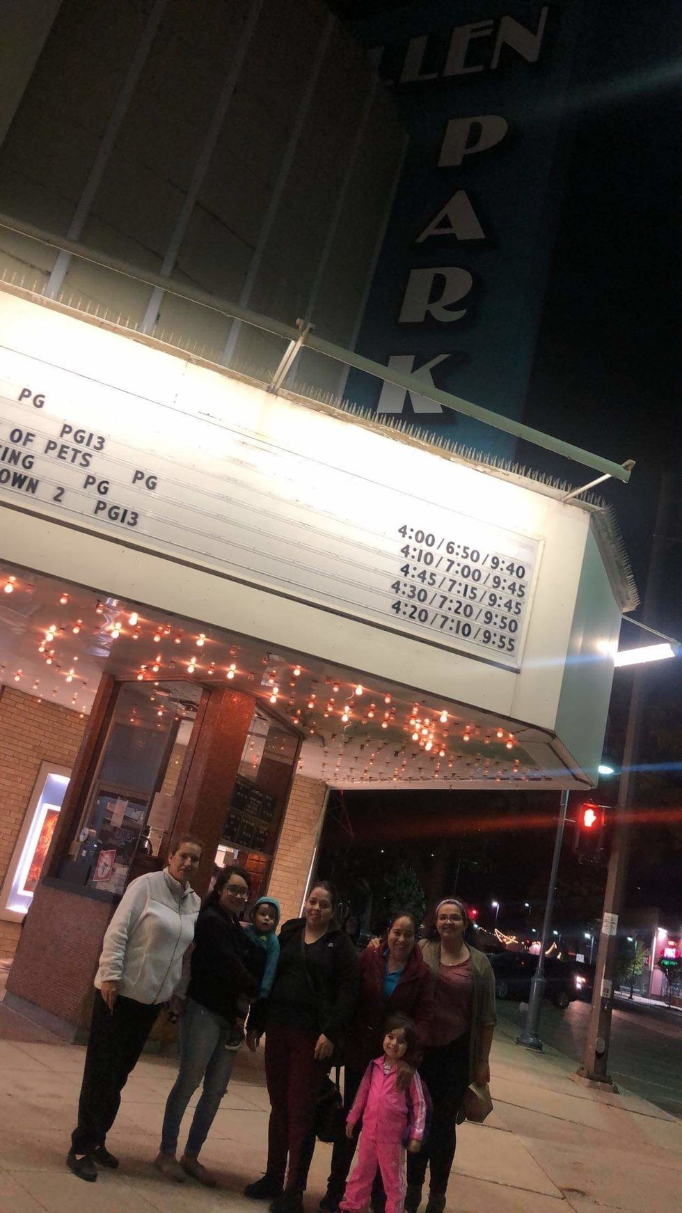 A Final Goodbye To One Of The Greats, Allen Park Movie Theater