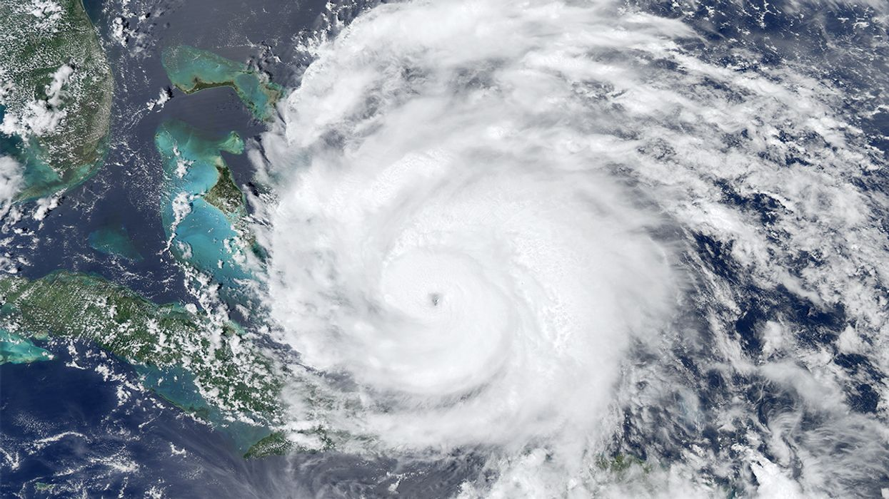 Scientists Discover 'Stormquakes,' Small Earthquakes Triggered by Hurricanes and Other Major Storms