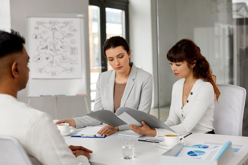 Hiring managers question how committed to the job the candidate is in the interview