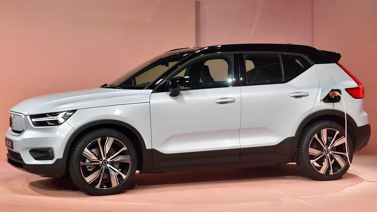 Volvo's First EV Comes With a Plan to Slash Emissions