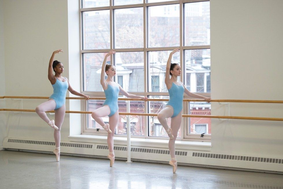 How To Beat Achilles Tendonitis In Ballet Dancers Pointe