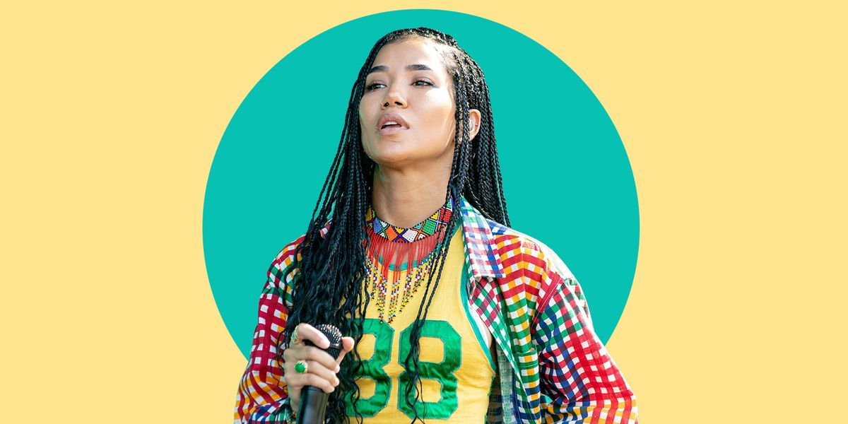 Jhené Aiko Tells Us How She Gets Her Distractingly Good Skin