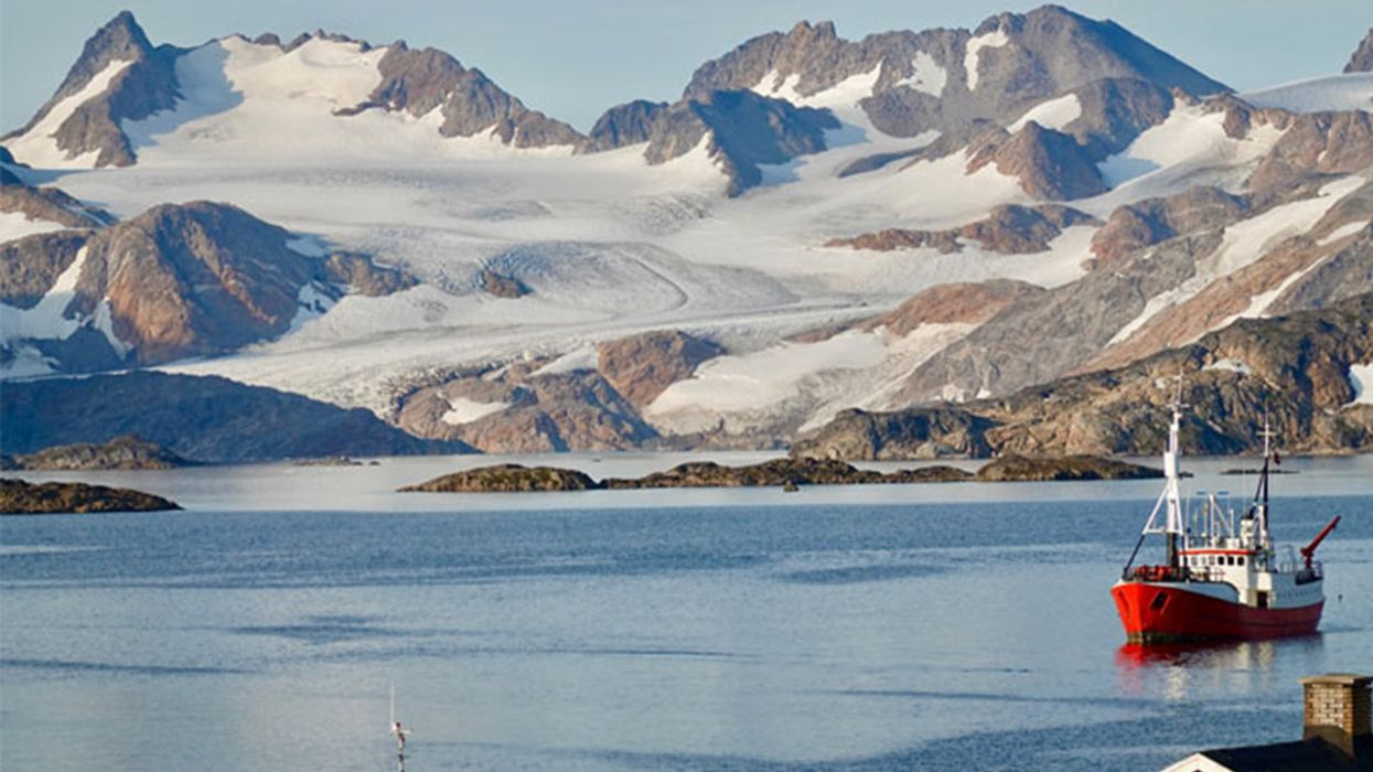 92 Percent of Greenland's Residents Believe Climate Change Is Happening