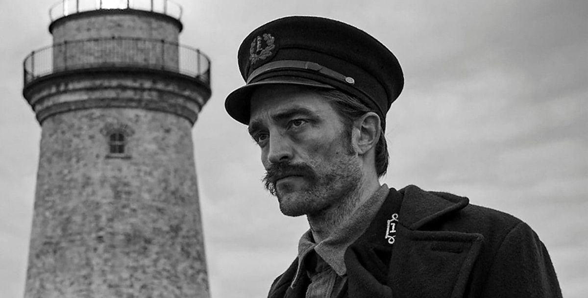 In 'The Lighthouse' Robert Pattinson Descends Into Madness