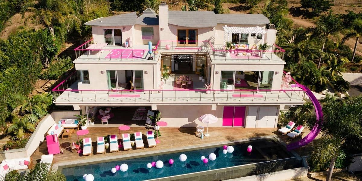 You Can Now Stay At Barbie's Malibu Dream House