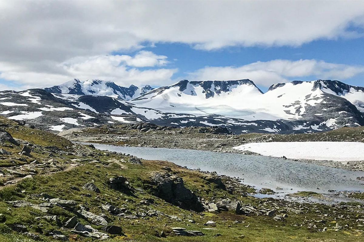 Climate change is unearthing artifacts from melting glaciers