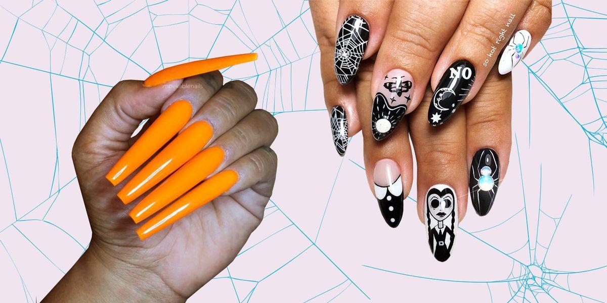 6 Halloween Nail Art Accounts To Follow On Instagram