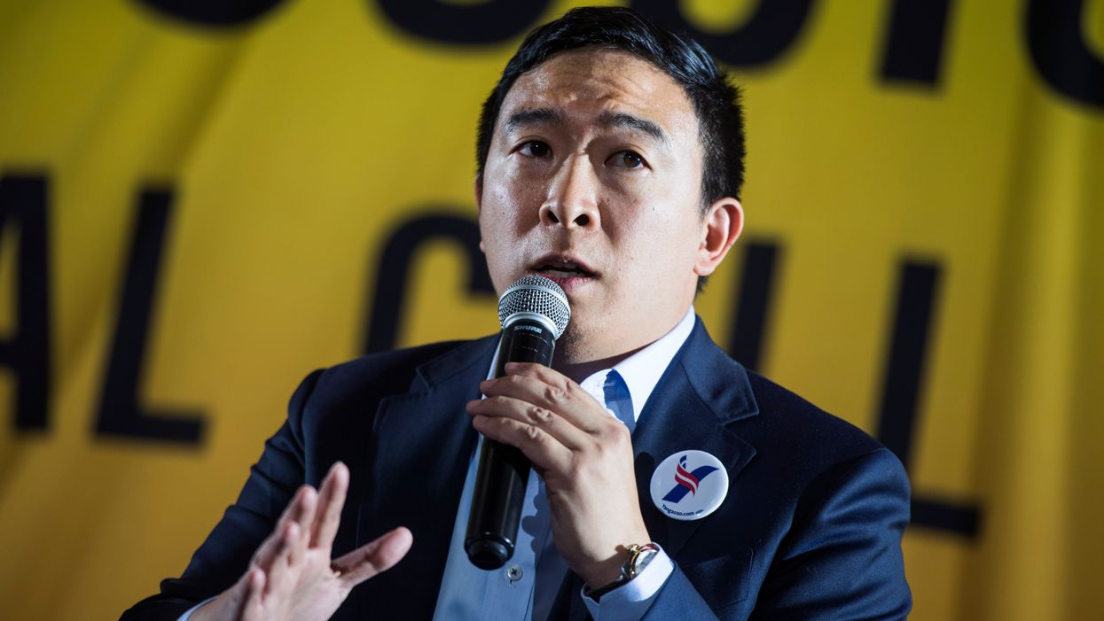 Andrew Yang: Our data should be a property right, new proposal says