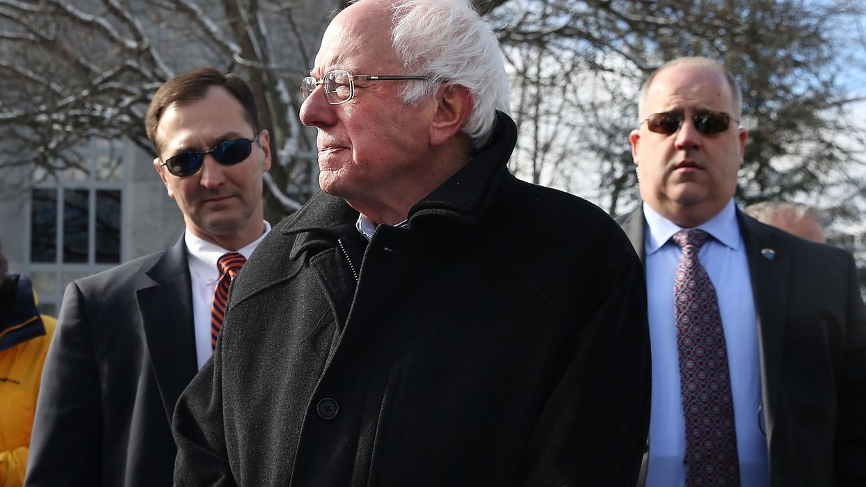 Venezuelan lawmaker dares Bernie Sanders to visit the socialist nation without bodyguards