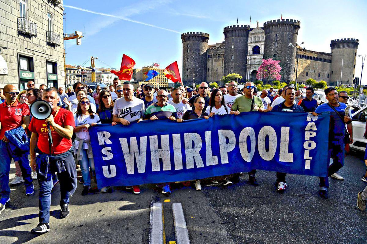 Whirlpool verso le lavatrici di Stato