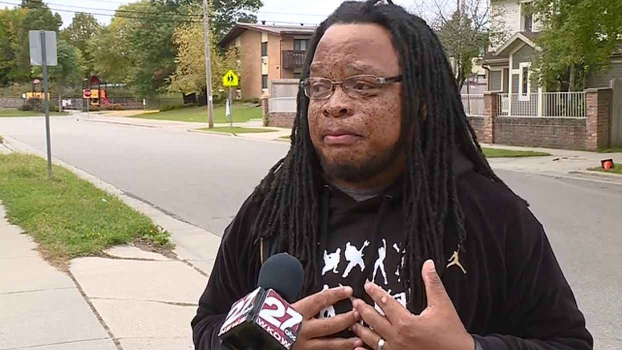 Black high school security guard fired for using a racial slur — after telling a student to stop calling him the N-word