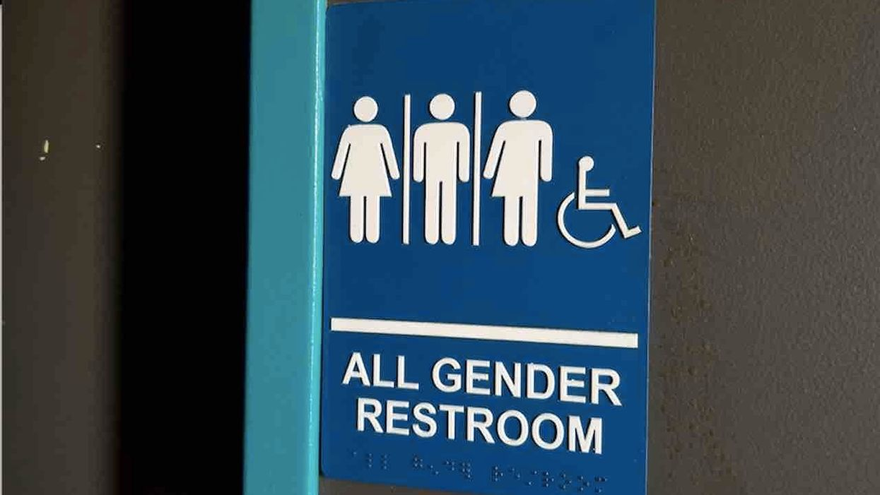 Gender-neutral restrooms in UK schools reportedly causing girls to hold bladders all day, stay home when menstruating