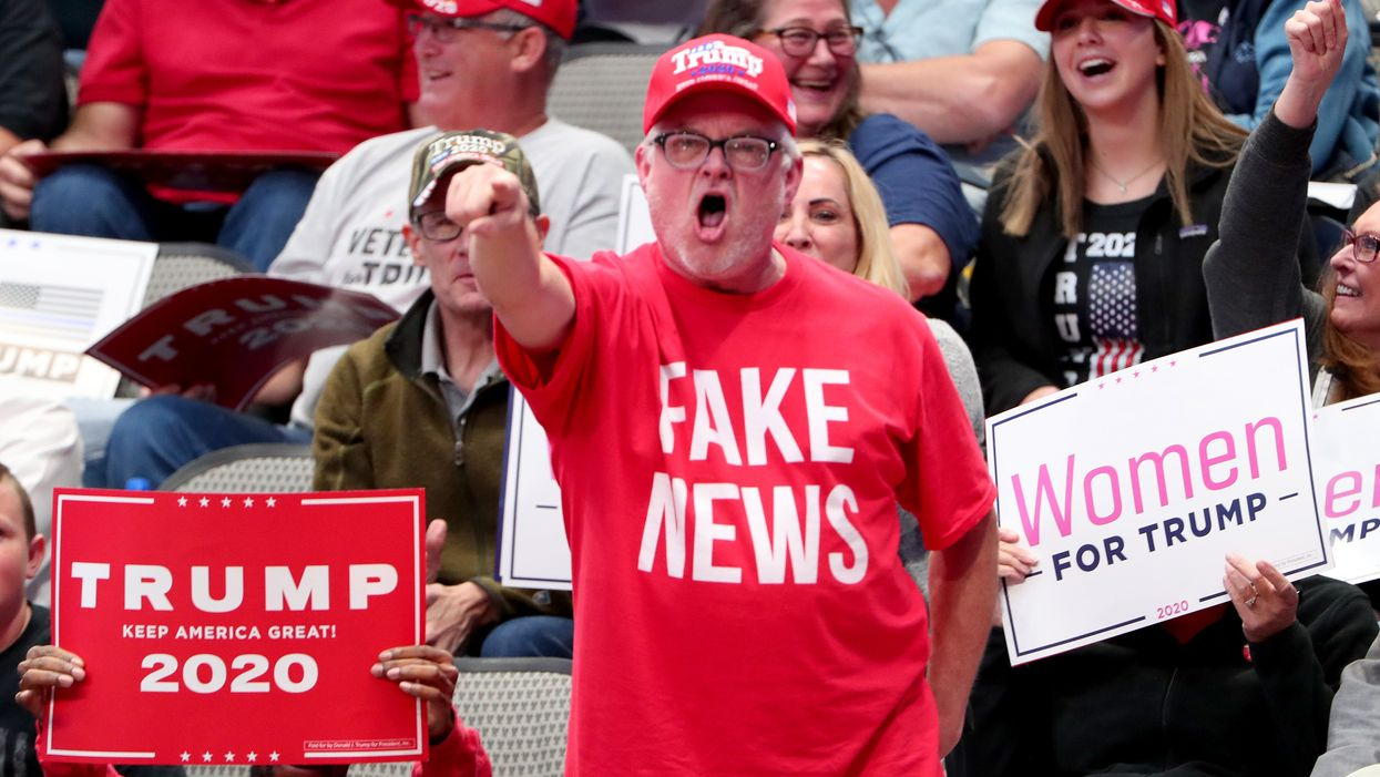 Trump campaign to sue CNN for bias and false advertising
