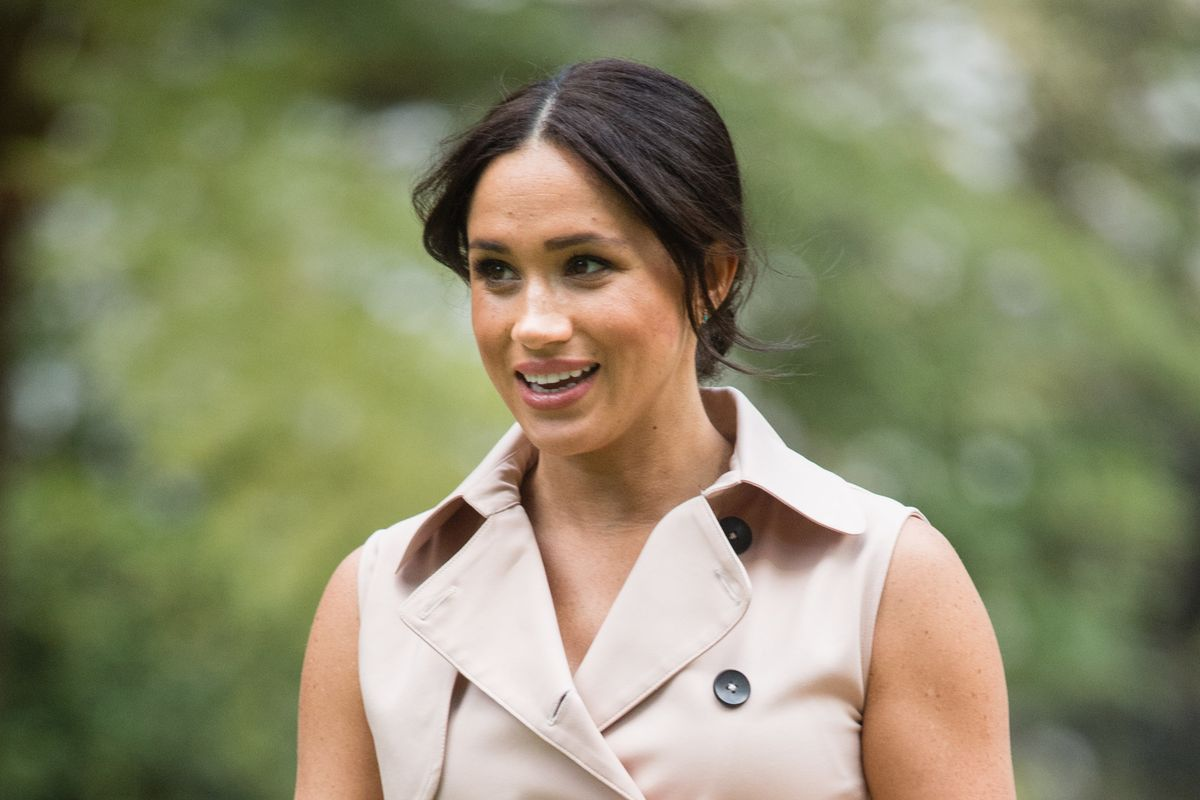 Can British Tabloids Please Leave Meghan Markle Alone?