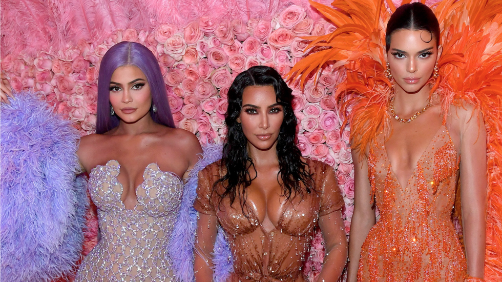 Kanye Criticized Kim's Met Gala Outfit For Being 'Too Sexy' And This Is The Epitome Of Not OK