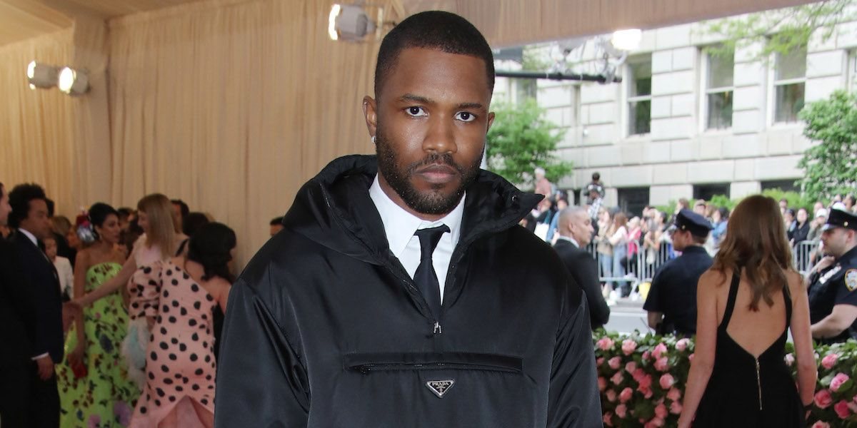 Frank Ocean Responds To Criticism Surrounding His PrEP+ Club Night