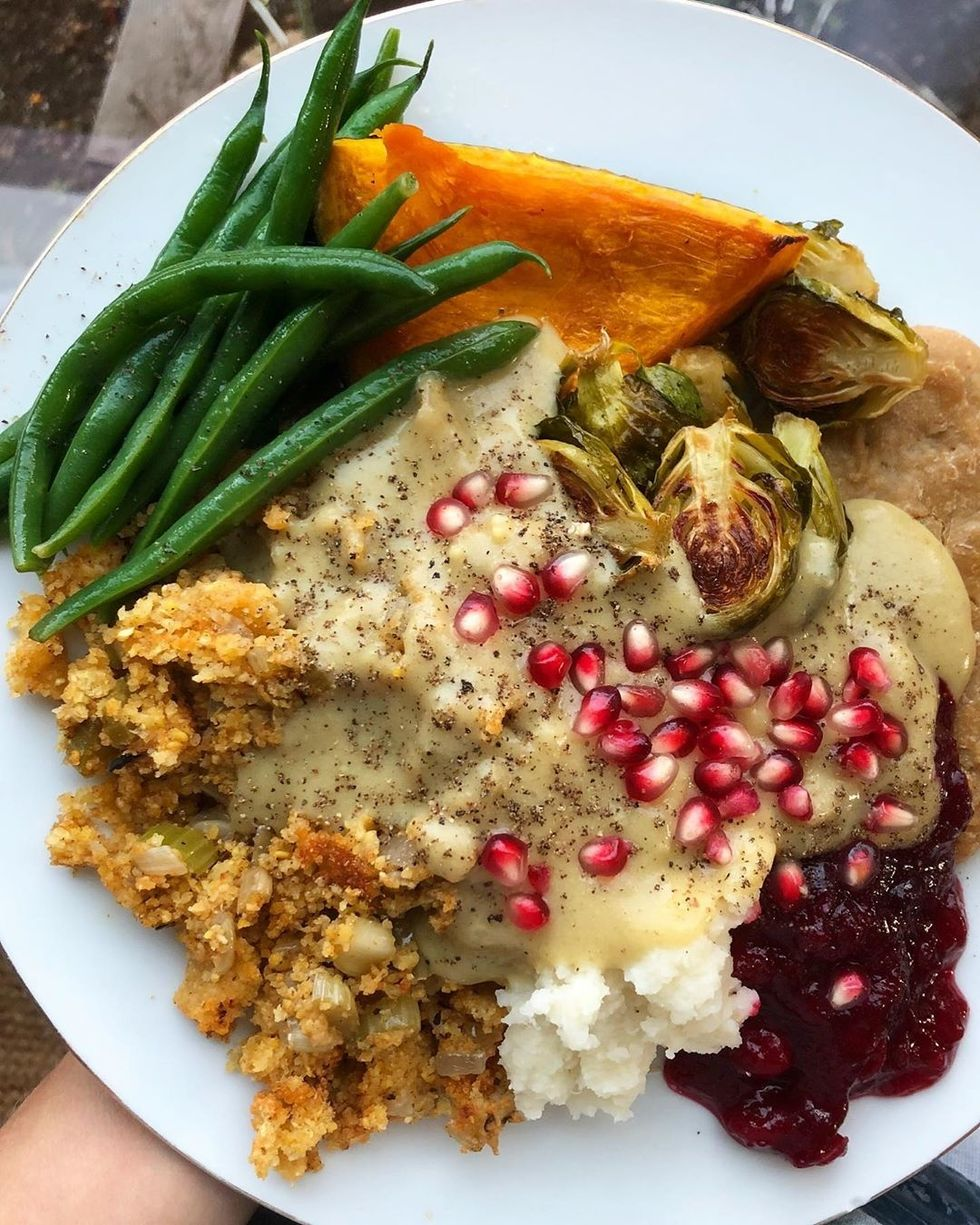10 Vegan Thanksgiving Dishes That Prove You Don't Have To Kill Turkeys To Slay A Thanksgiving Meal