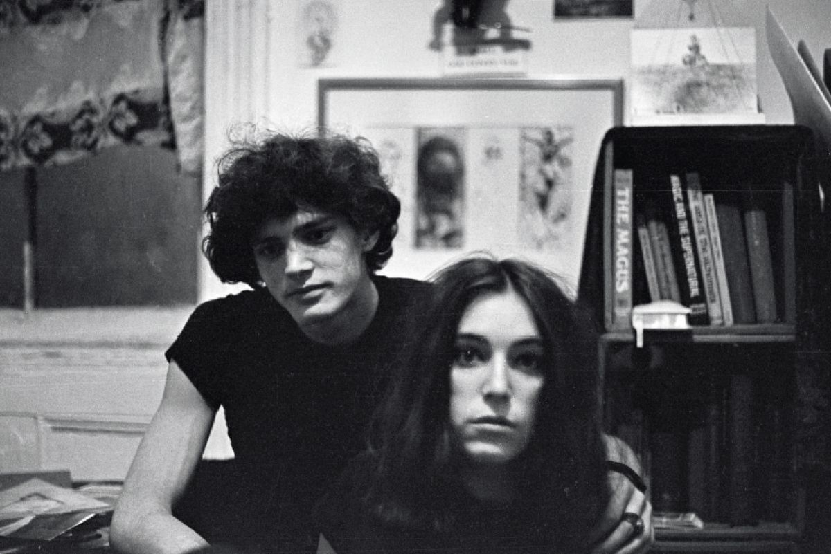 Meet the Photog Who Took Patti Smith and Robert Mapplethorpe's First Nudes