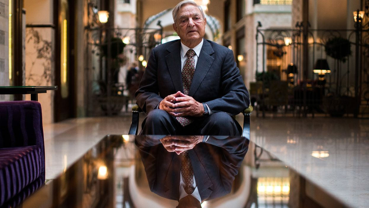 NEW whistleblower: George Soros behind DNC pressure to fire Ukraine prosecutor at center of impeachment inquiry