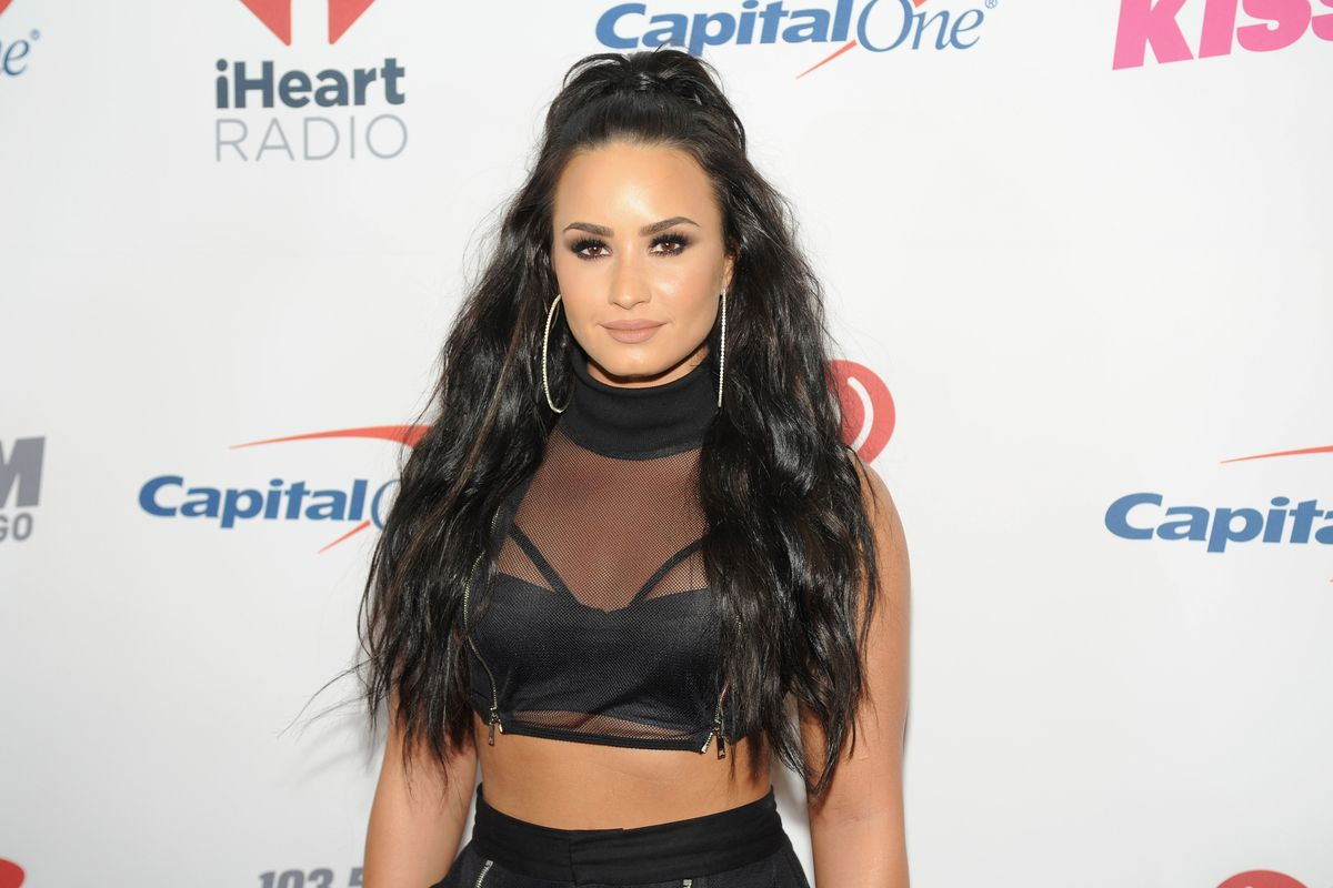 Demi Lovato Reportedly Hacked, Nudes Leaked