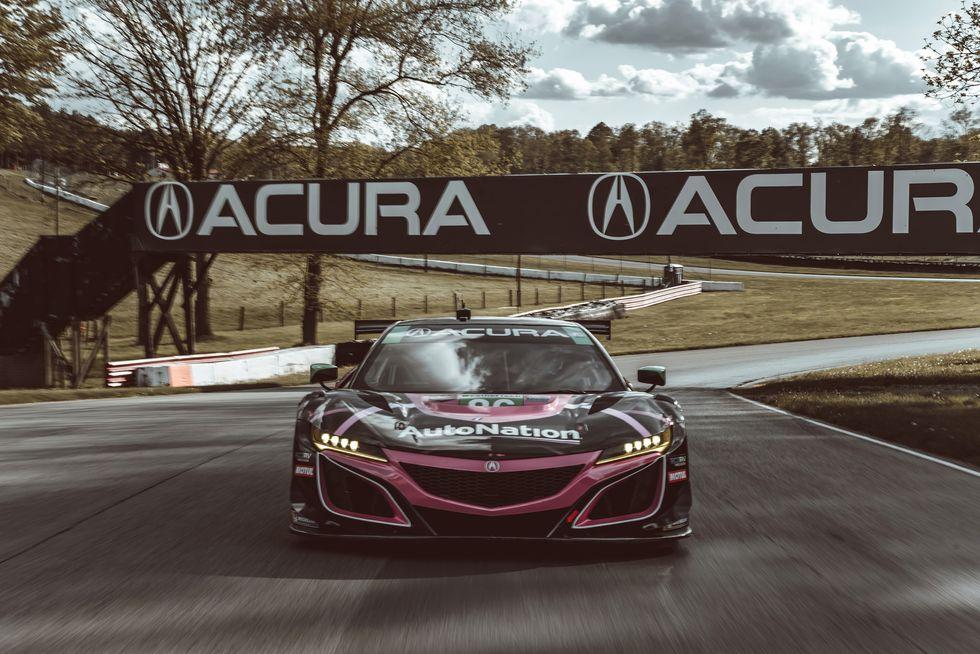 2019 Acura NSX GT-3