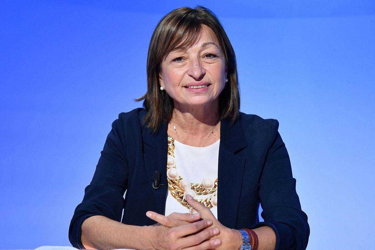 Donatella Tesei: «In Umbria farò la rivoluzione M5s-Pd, patto contro natura»