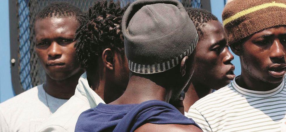 Le casse di risparmio della mafia nigeriana