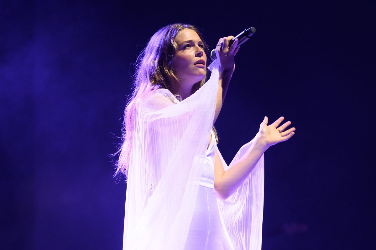 Maggie Rogers Speaks Out Against Sexual Harassment
