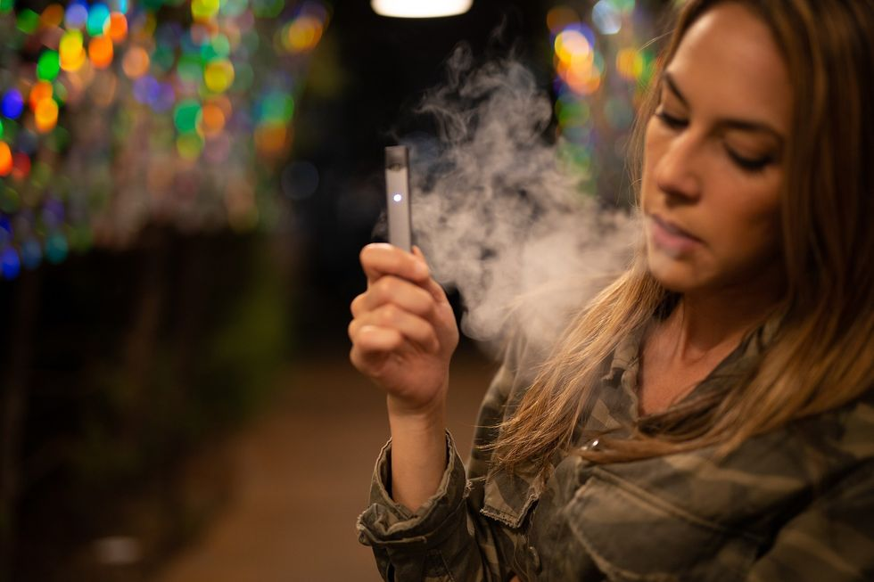 If Vaping Is Dying, Smoking Should Die Too