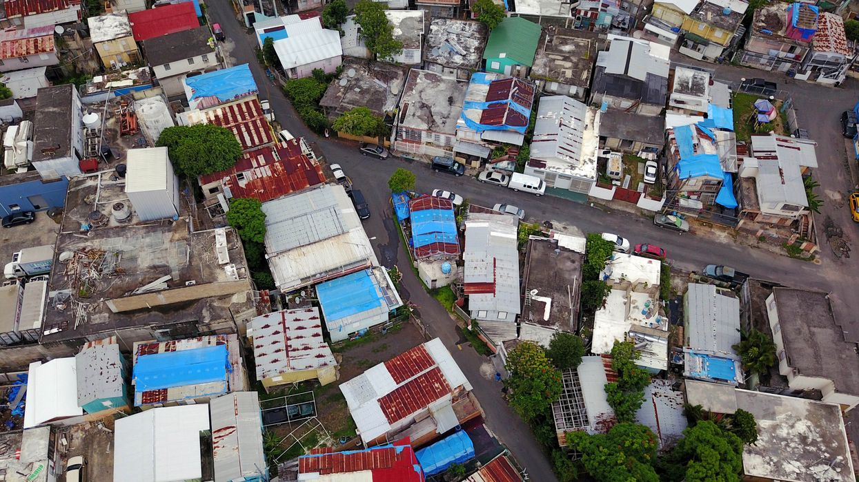 Puerto Rico Aid Deliberately and Illegally Delayed, Agency Says