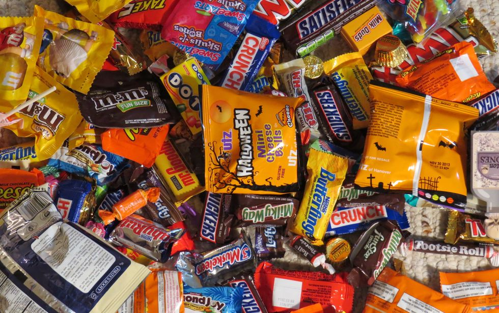 Here's What Your Favorite Childhood Candy Reveals About Your Personality