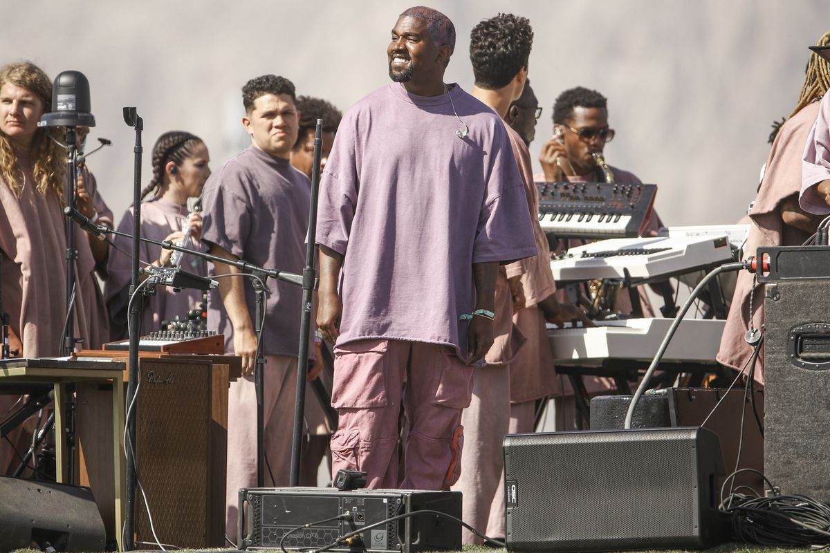 Kanye Confirms 'Jesus Is King' Is Out Friday