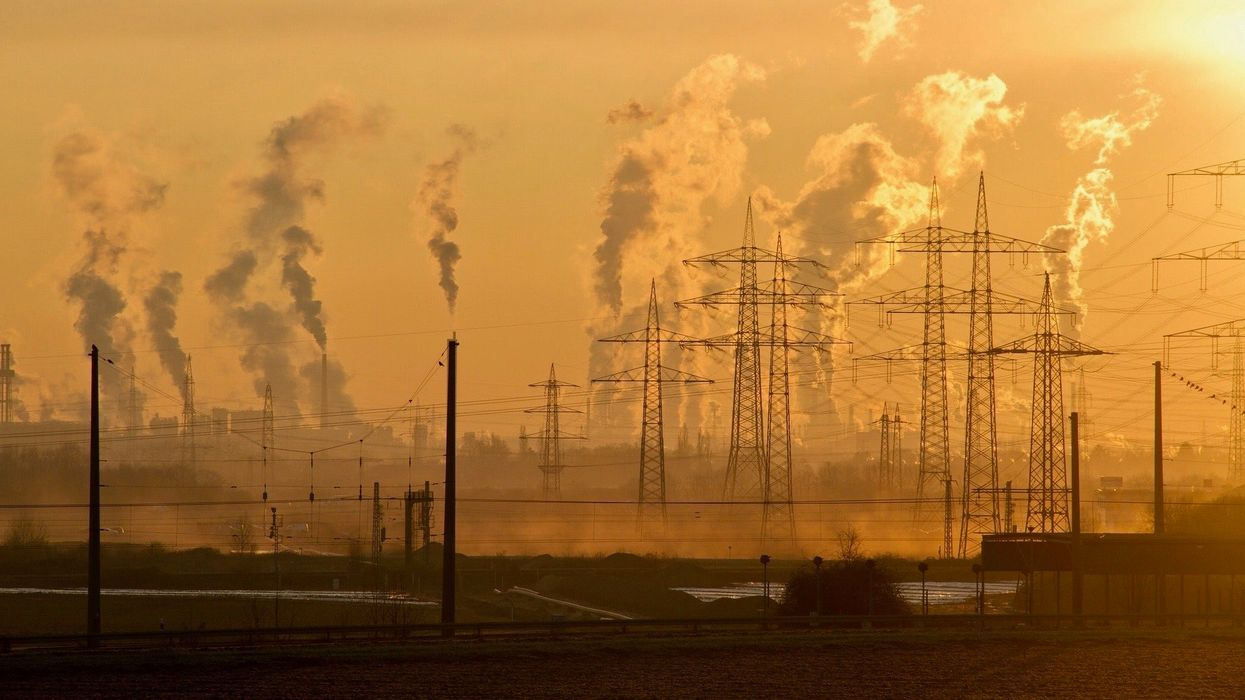 Scientists Show How Fossil Fuel Industry Deceived the Public About the Climate Crisis