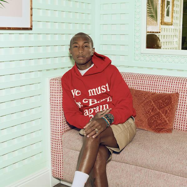 Pharrell Loves Miami's Design District