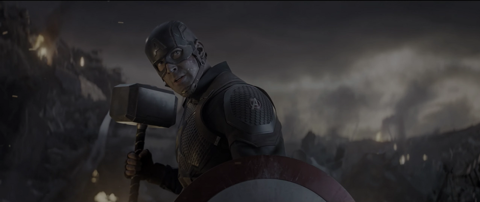 Martin Scorsese Disrespecting Marvel Films Just Means He's Never Experienced The Thrill Of Captain America Picking Up Mjolnir