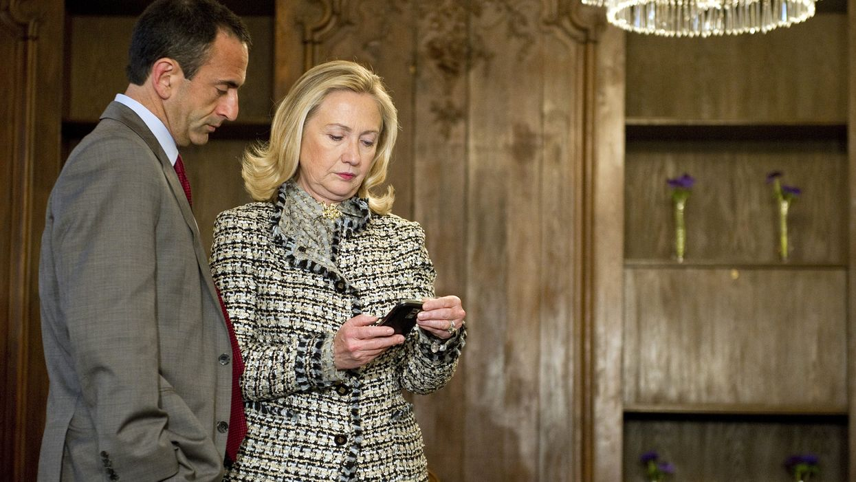 MSM reporting on the State Dept.'s Hillary Clinton email report is a textbook case of media bias